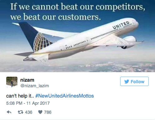 Communication de crise United Airlines (11)