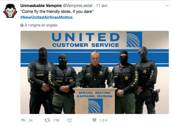 Communication de crise United Airlines (5)