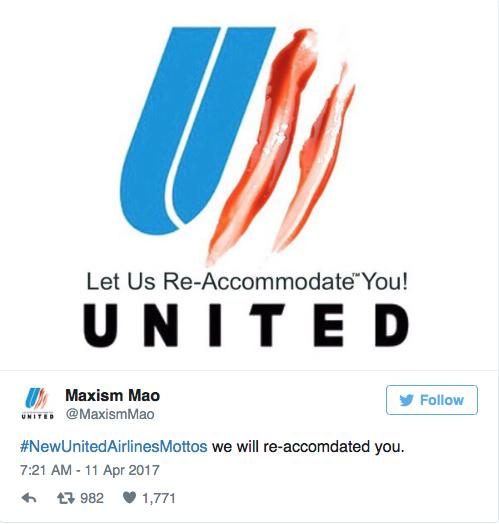 Communication de crise United Airlines (8)