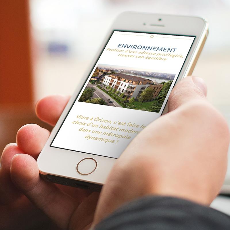 Conception site web l Bridge Communication l agence de communication lyon paris