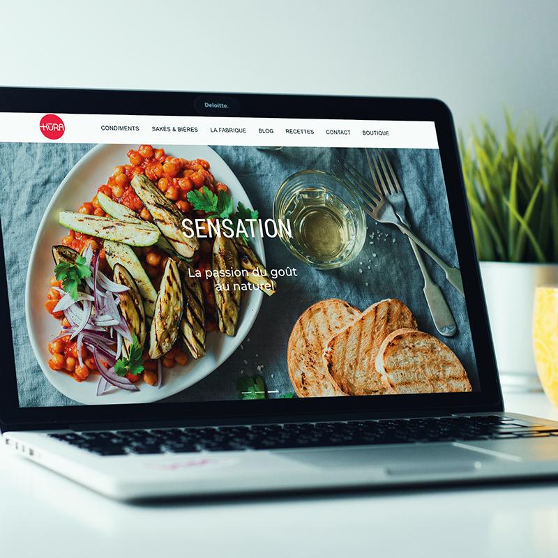 Création site web l Bridge Communication l agence de communication lyon paris