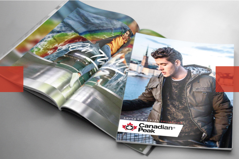 Catalogue mode Canadian Peak l Bridge Communication