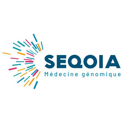 Identité visuelle Laboratoire SeqOIA l Bridge Communication